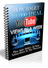 Get 10000 Views On YouTube