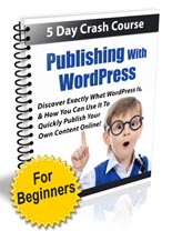 Publishing With WordPress Course