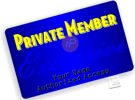 Private iP Member