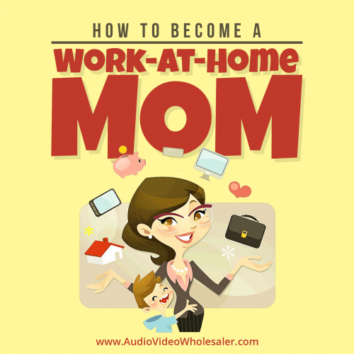 HowToBecome AWorkAt HomeMom eCOVER